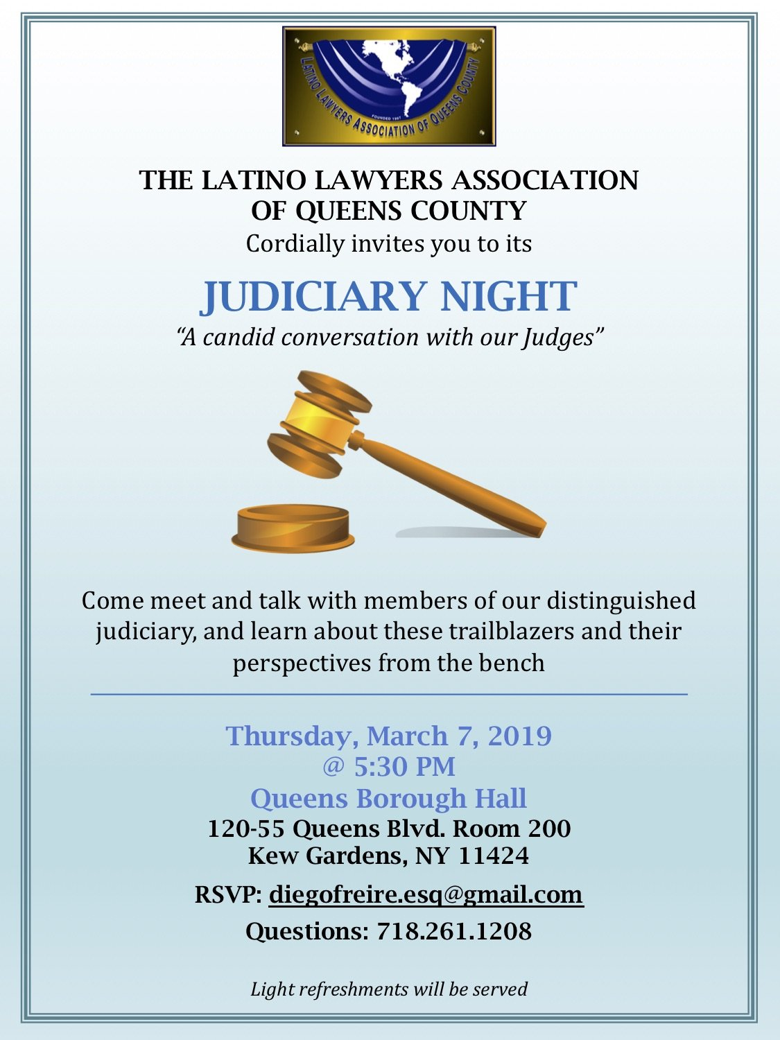 Judiciary Night Flyer
